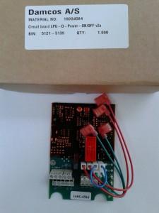 160G4584 LPU-D PCB