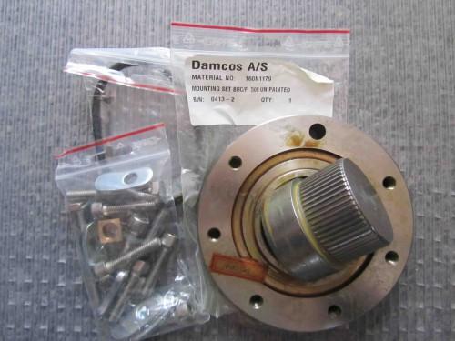 160N1179 BRC 500 Mounting Kit