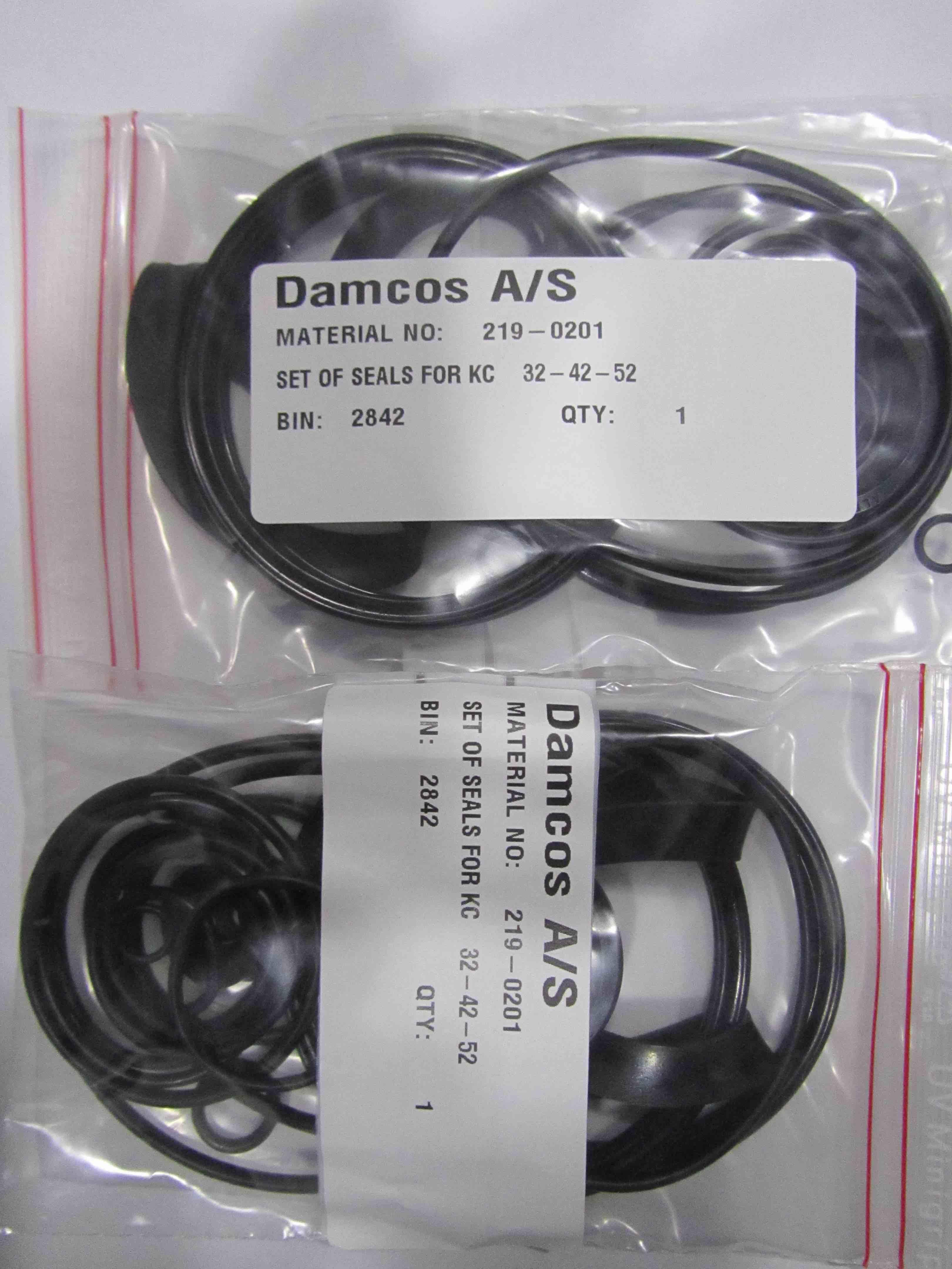 219-0201 Seal Kit KC32,42,52