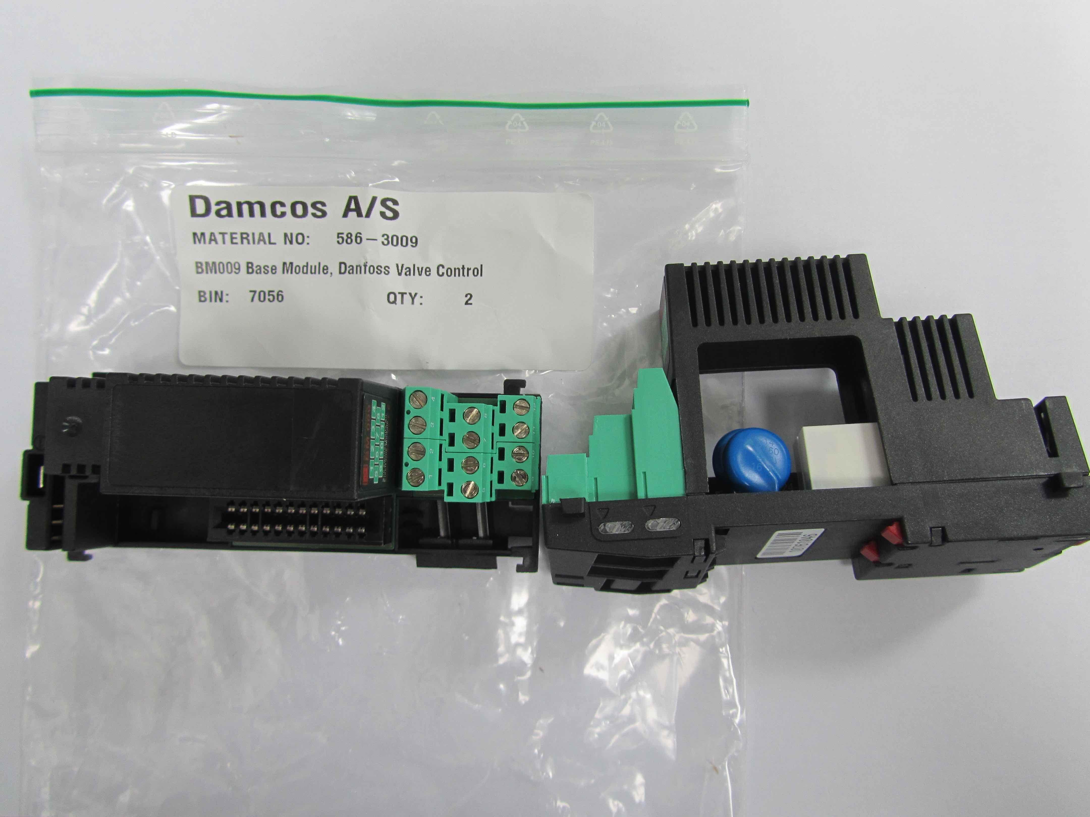586-3009 BM009 Base module