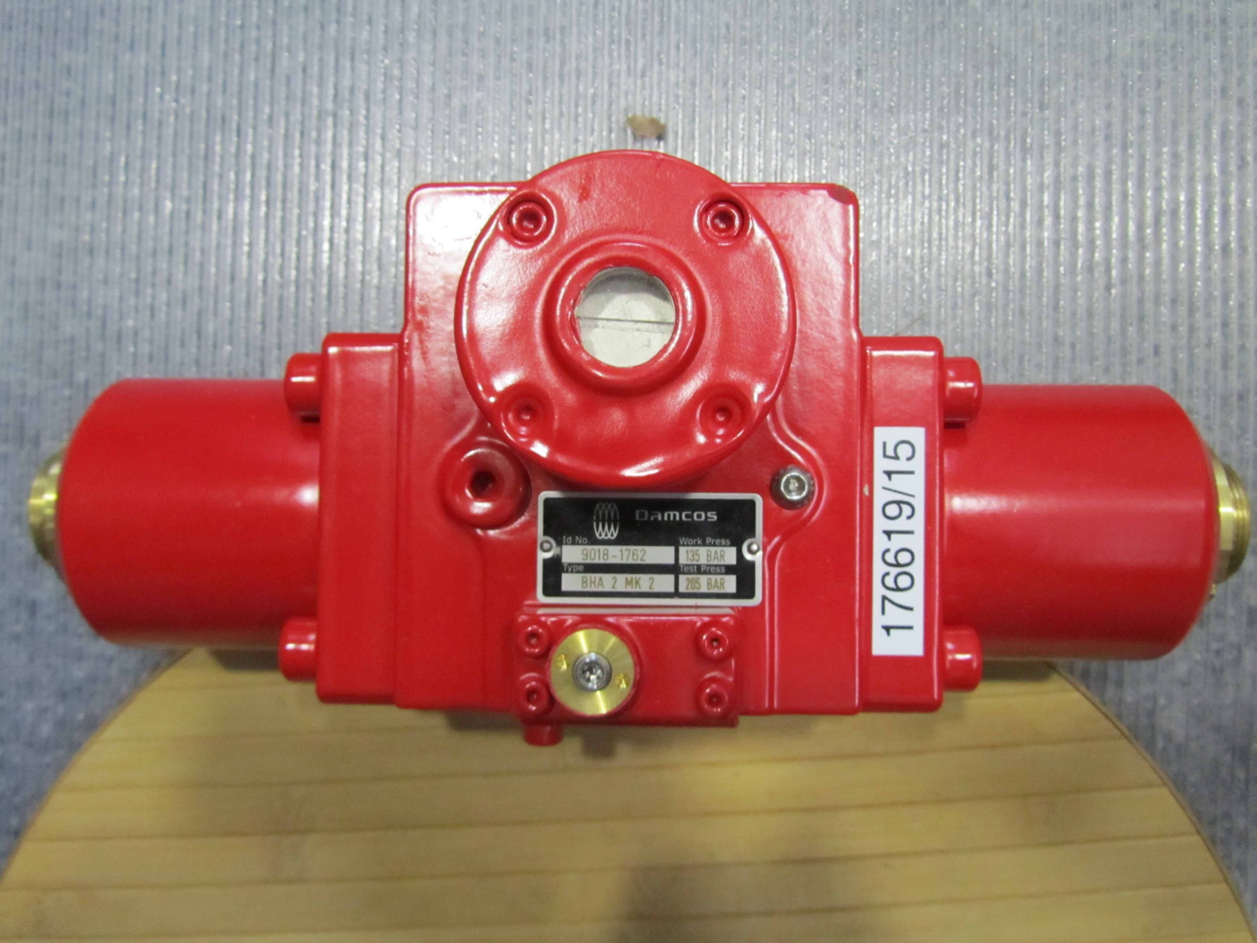 9018-1762 BHA-2 MK2