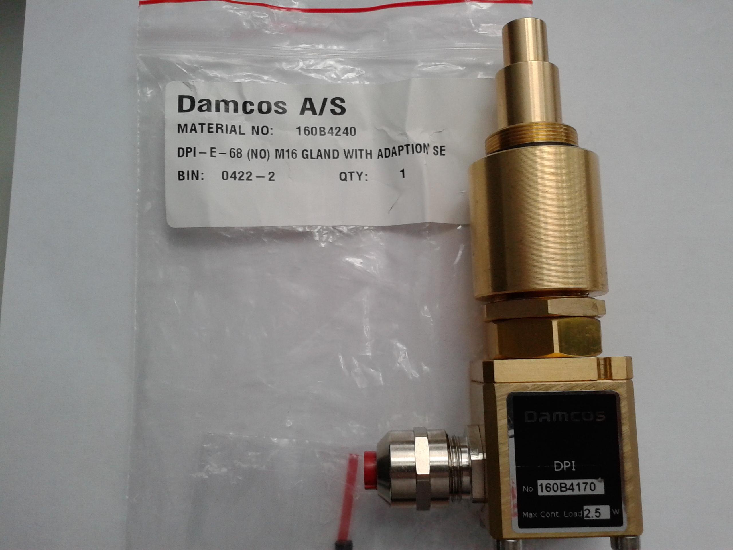 Damcos-160B4240-DPI-E-68-160B4170-