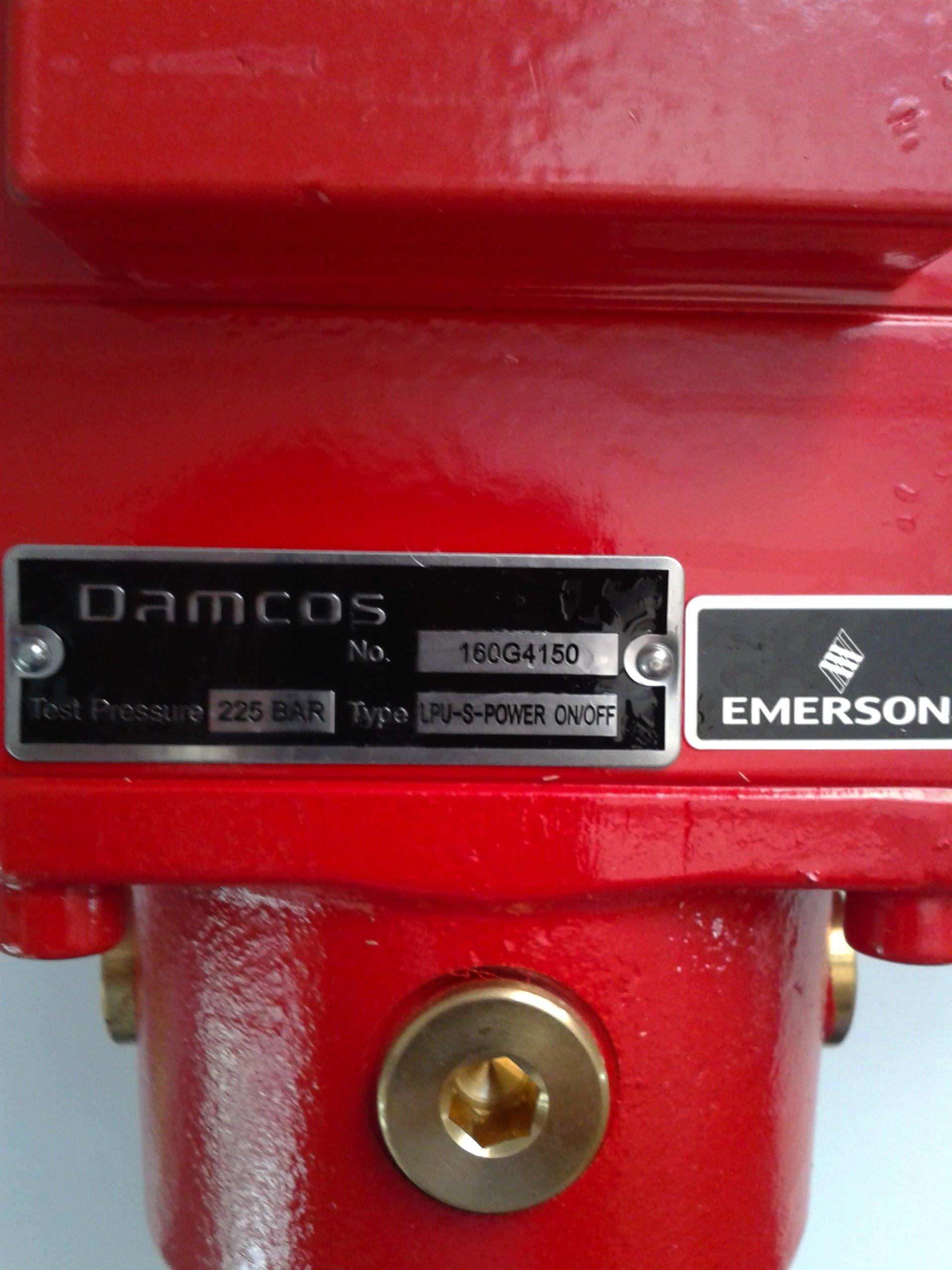 Damcos 160G4150 LPU-S PIC1