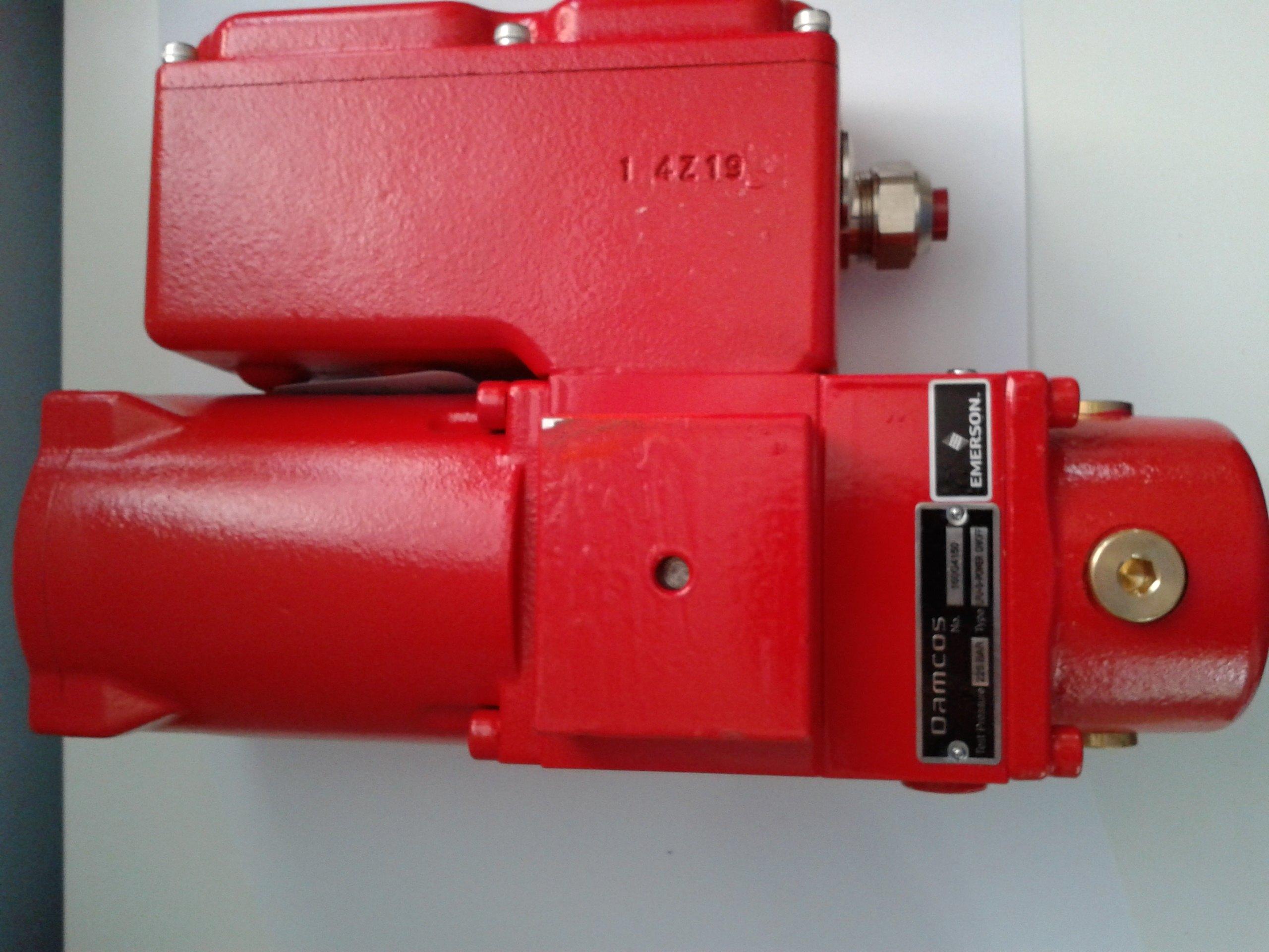 Damcos 160G4150 LPU-S Pic2