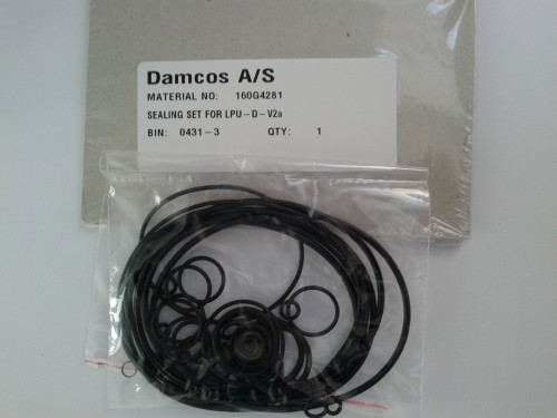 Damcos 160G4281 Sealing Set for LPU-D V2a