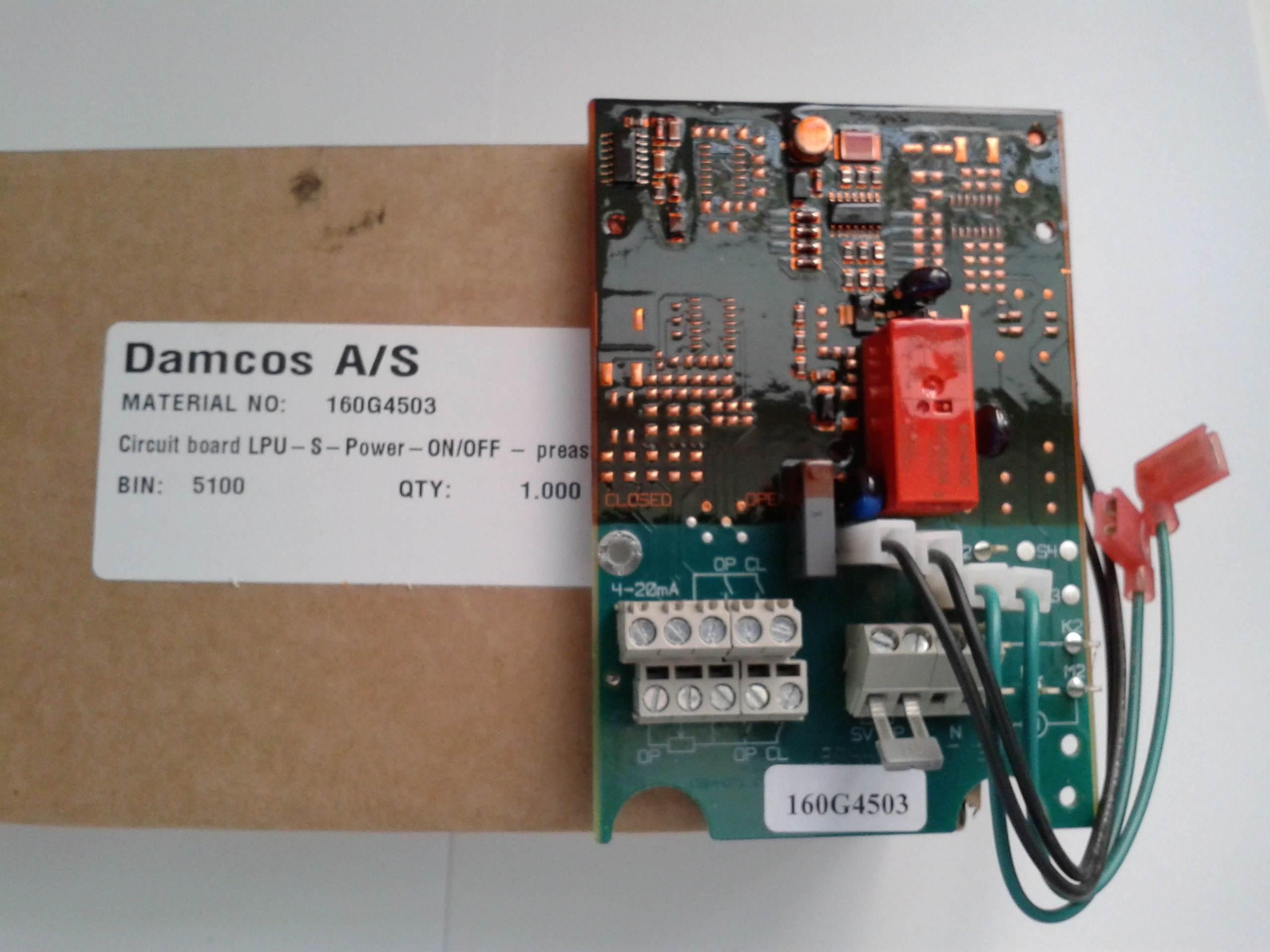 Damcos-160g4503-LPU-Power-Board