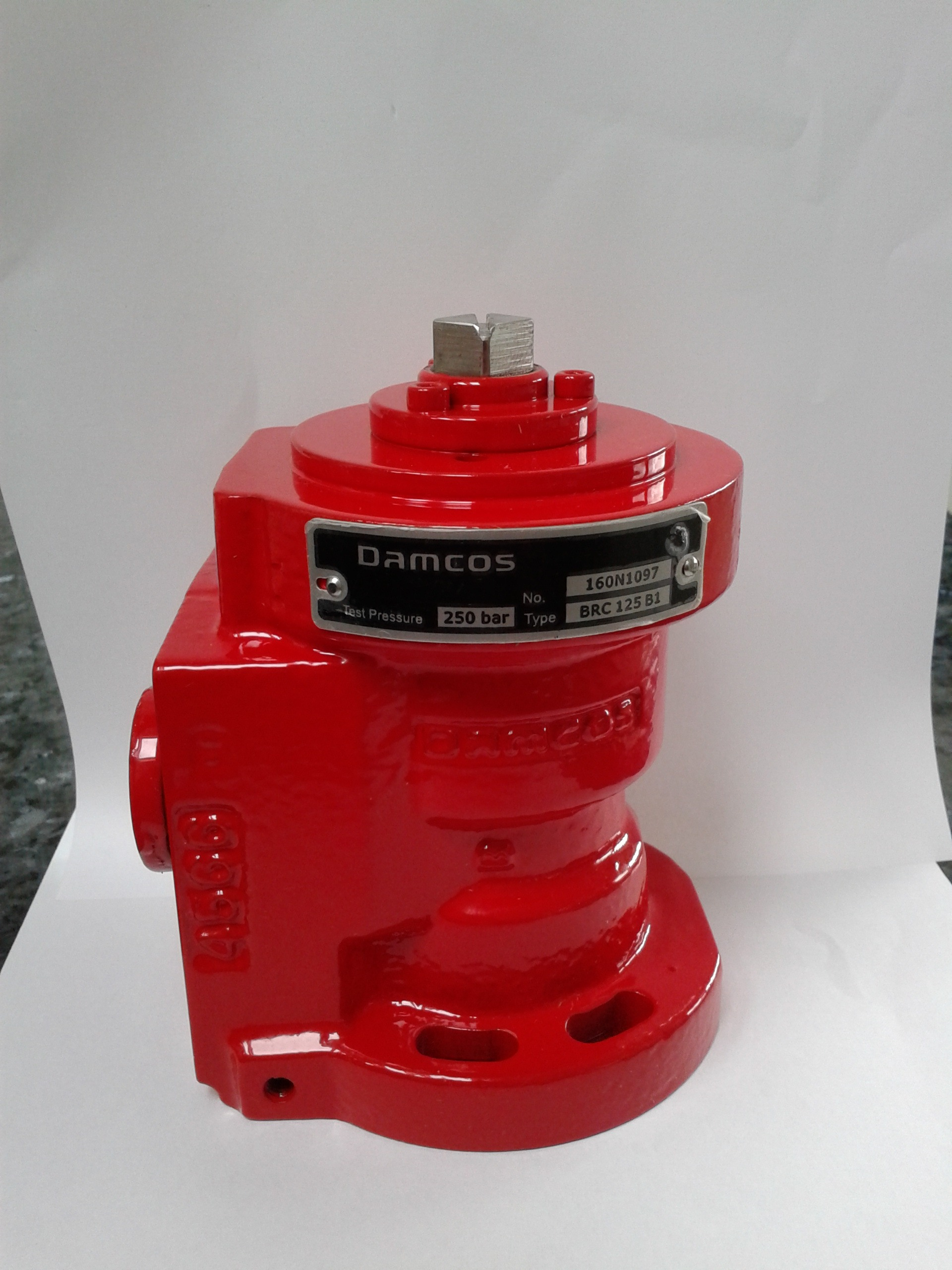 Damcos BRC-125-B1 160N1097