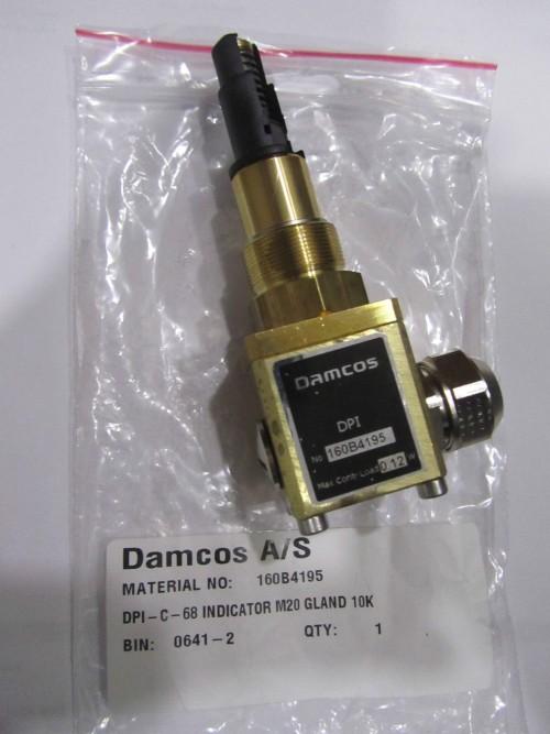 Damcos DPI-C-68 M20 Gland 10K 160B4195