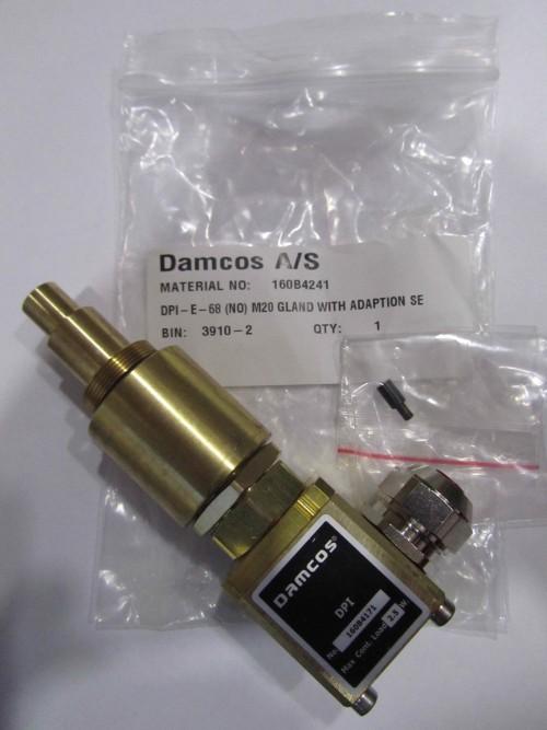 Damcos DPI-E-68 (NO) M20 Gland with Adaption SE 160B4241