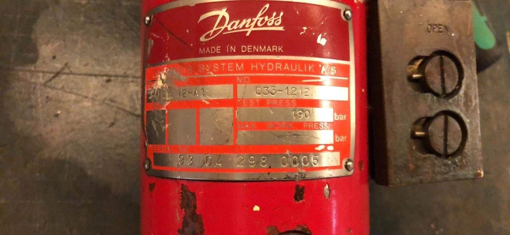 Damcos Danfoss 033-1212 Actuator_20190513