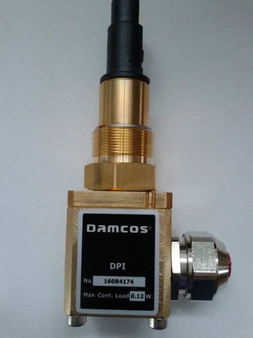 Damcos : Danfoss DPI-C Indicator