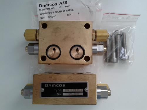 Damcos Danfoss HS-A1 Control block 051-6031