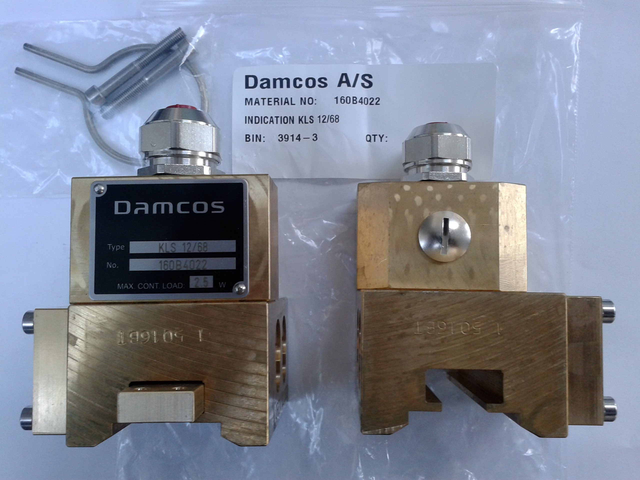 Damcos-Danfoss-KLS-1268-Position-Indicator-160B4022-Image