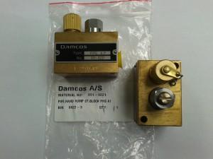 Damcos : Danfoss PHS A1 Hand Pump Block