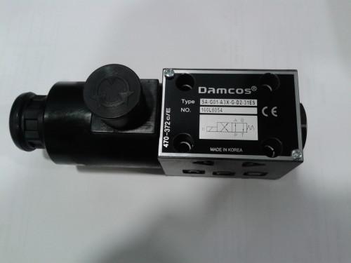 Damcos : Danfoss Solenoid Valve SA-G01-A3X-G-D2-31ES (160L8054)