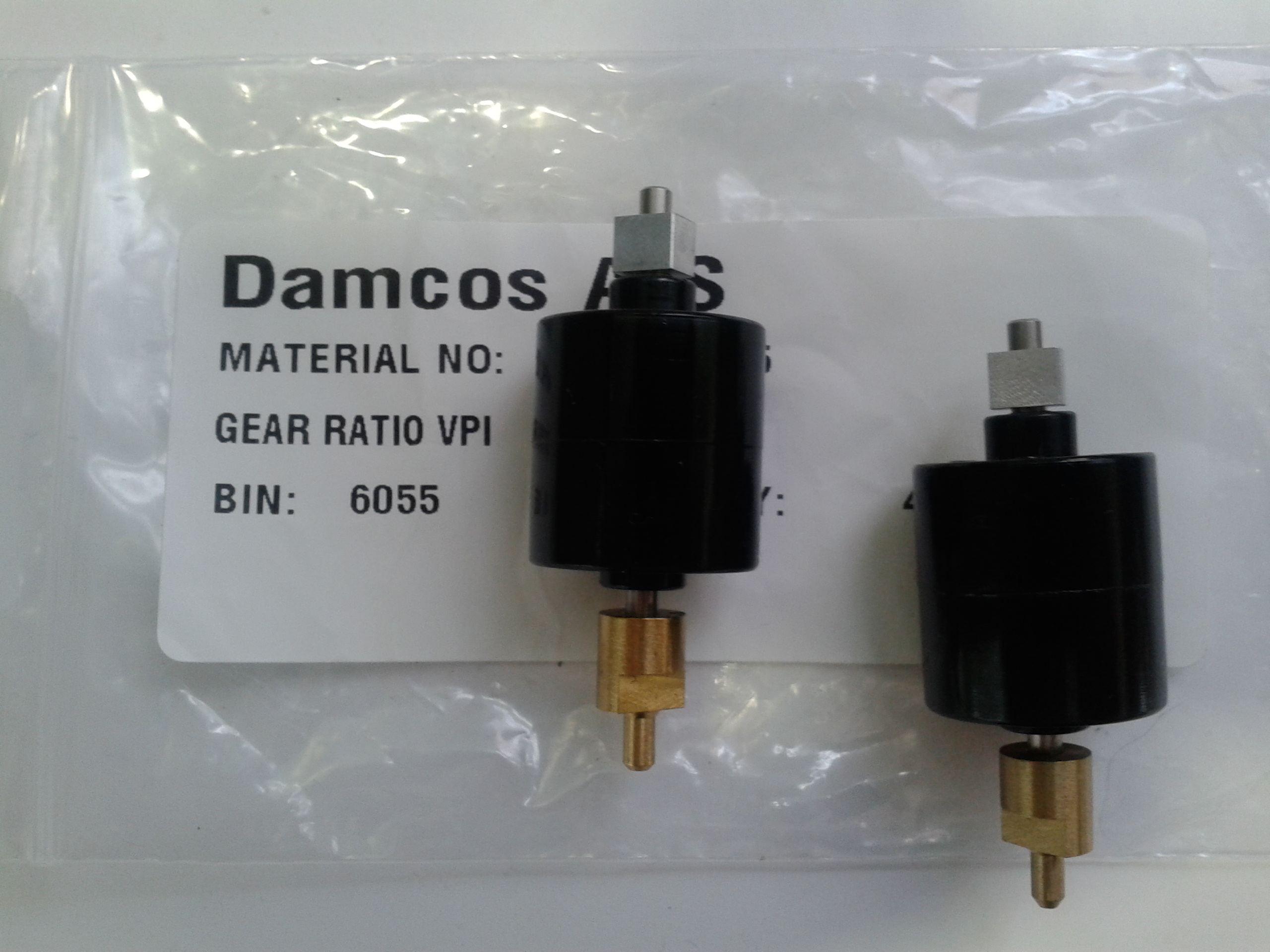 Damcos : Danfoss VPI Gear Ratio 360-0