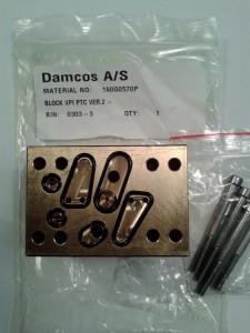 Damcos : Danfoss VPI PTC Block 160G0570:P image 3