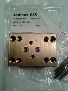 Damcos : Danfoss VPI PTC Block 160G0570:P image 4