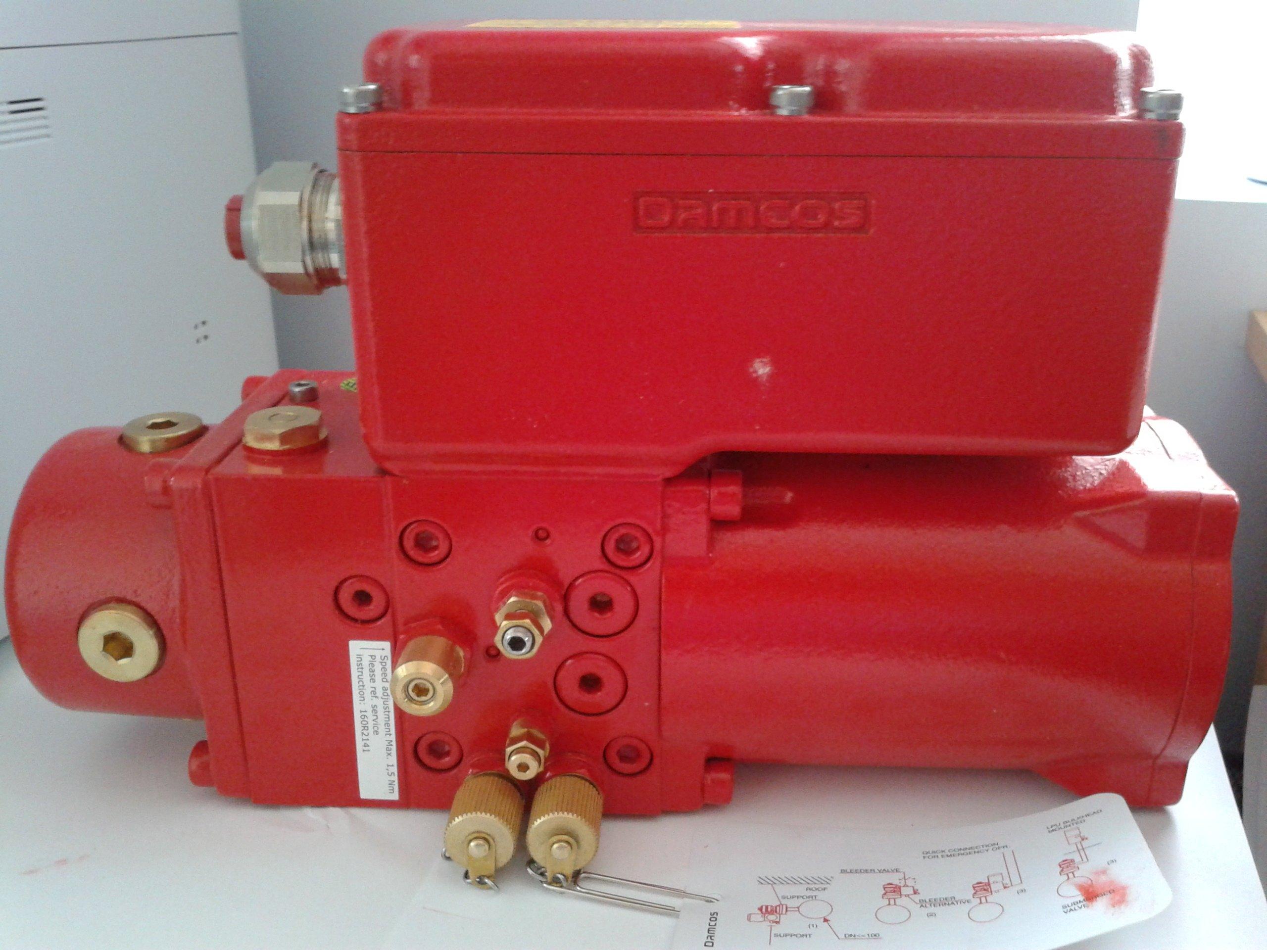 Damcos LPU-S 160G4150 pic 3