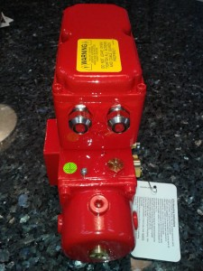 Damcos LPU-S-P-NET 160G4156 Local Power Unit