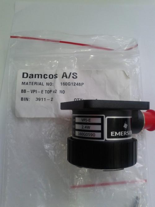 Damcos VPI-E Top v2 VPE Top v2 (Replacement for obsolete v1) Part No- 160G1254 (Replacement for obsolete 160G0590)
