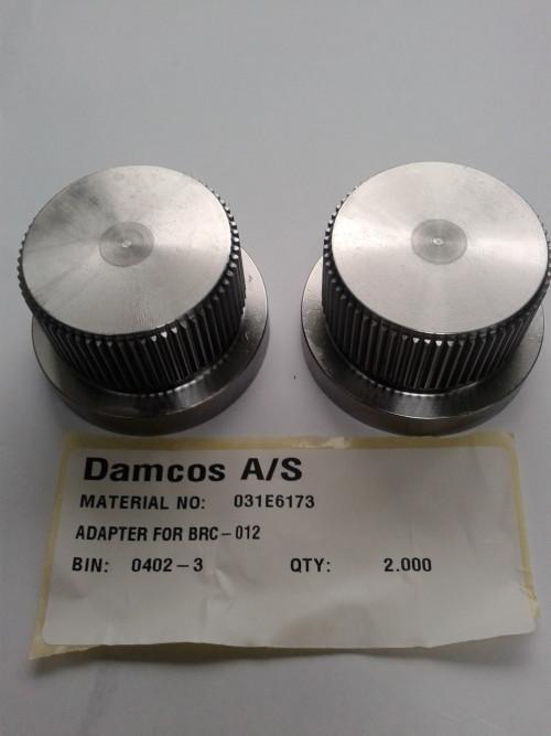Damcos:Danfoss BRC-012-A1 Spline Adaptor 031E6173
