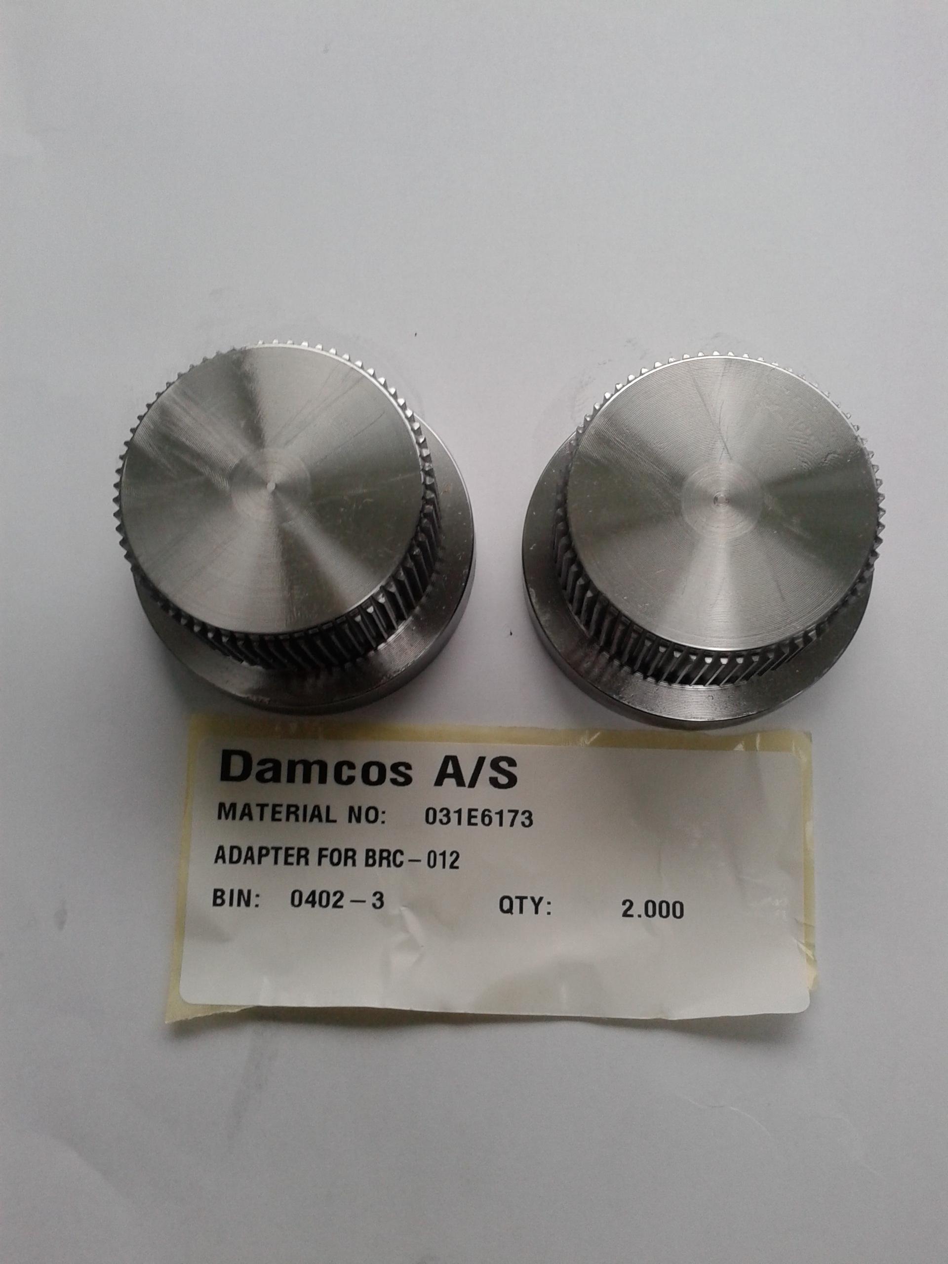 Damcos:Danfoss BRC-012-A1 Spline AdaptorPart no- 031E6173