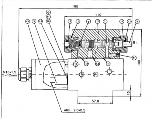 Danfoss Solenoid Coil Wiring Diagram Wiring Diagram And