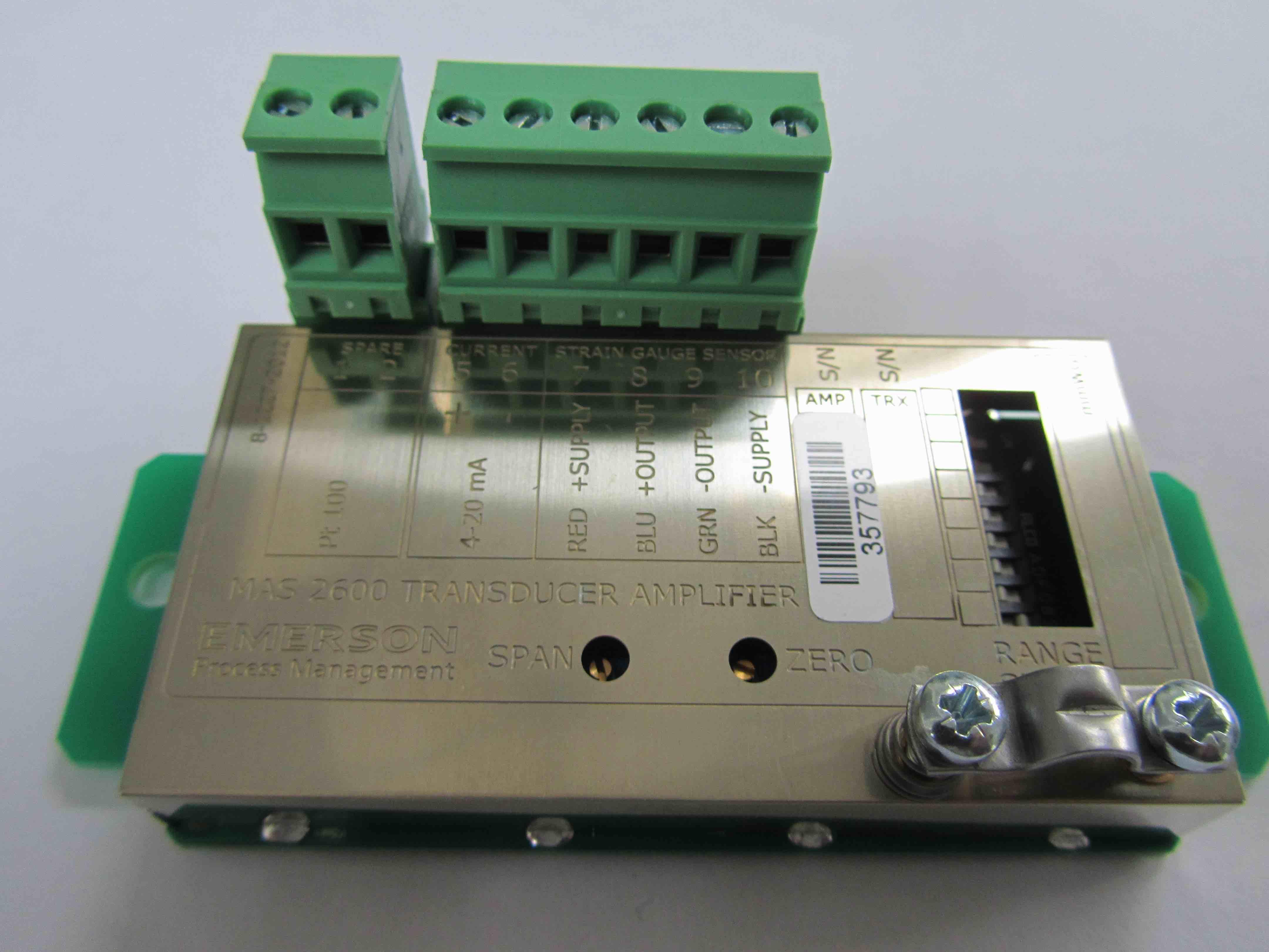MAS2600-2P-PCB