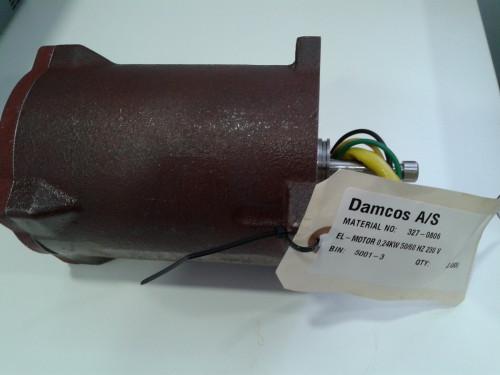 Motor for LPU-D, Part No. 327-0806