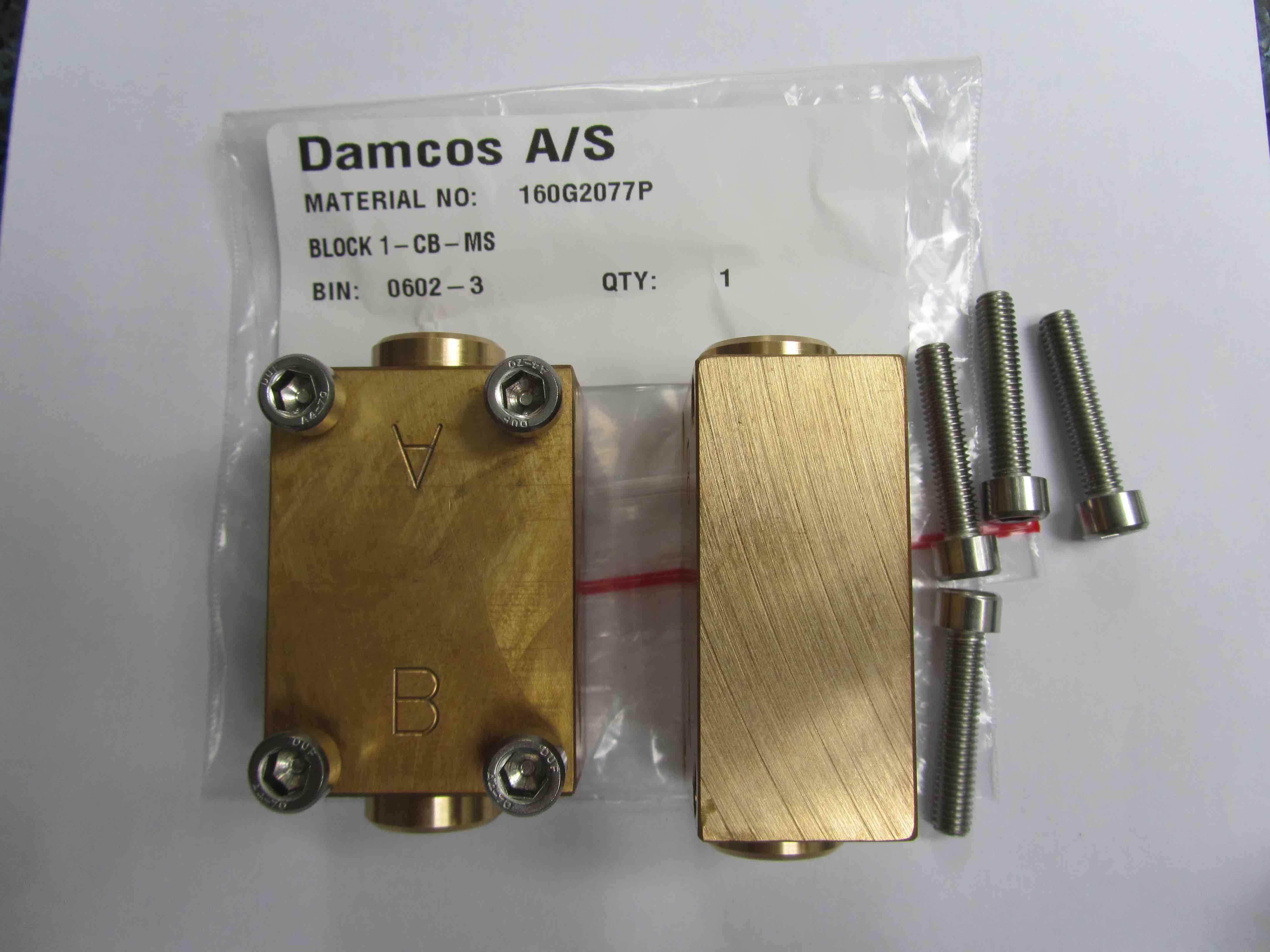 160G2077:P Damcos 1-CB-MS