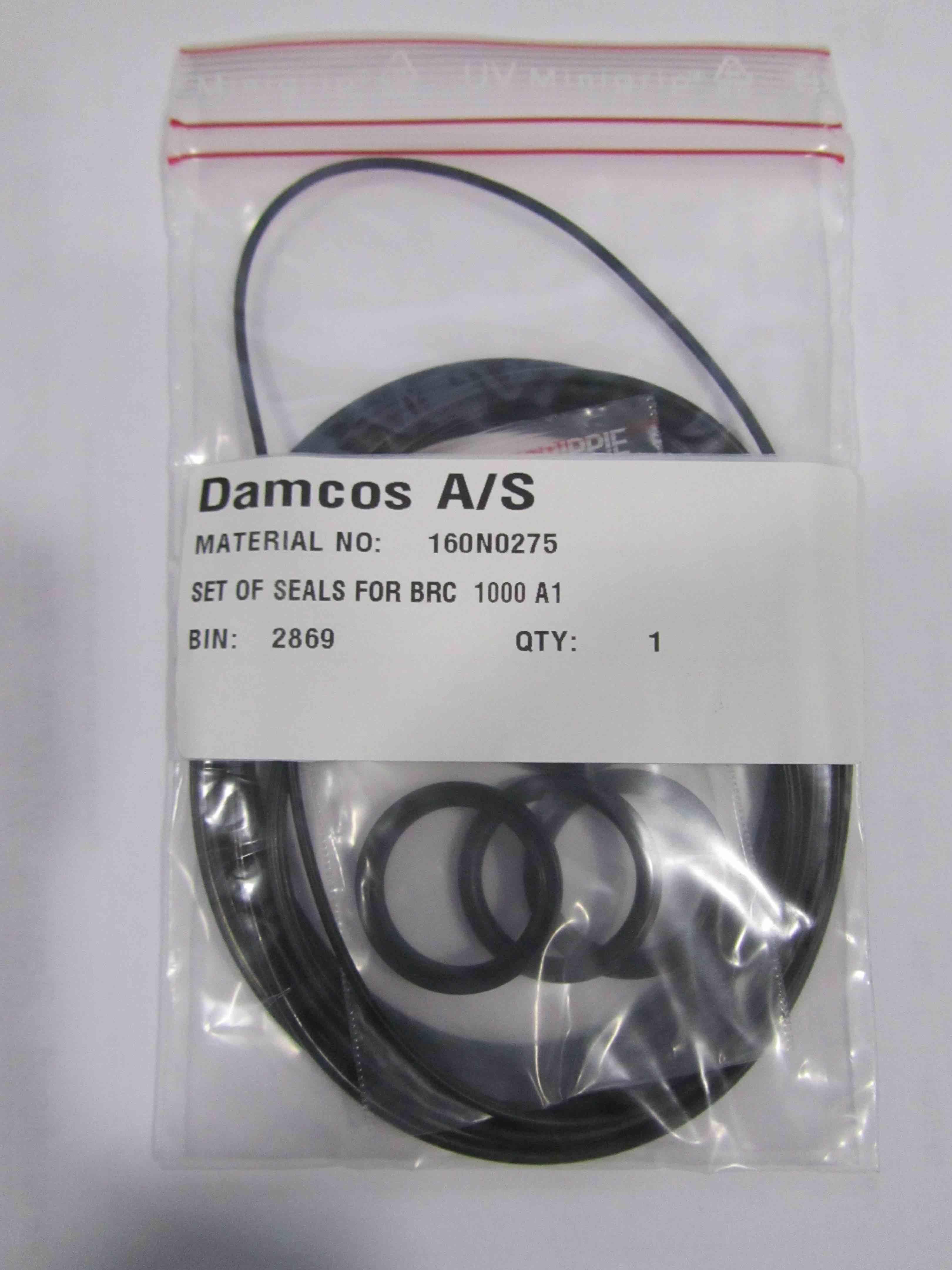 160N0275 BRC 1000 A1 Seal Kit