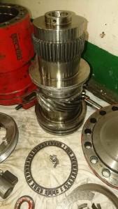BRC-022 Damaged INDICATOR:OUTPUT SHAFT