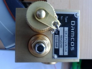 CB 2-PCV-R-T-H 160G2250P