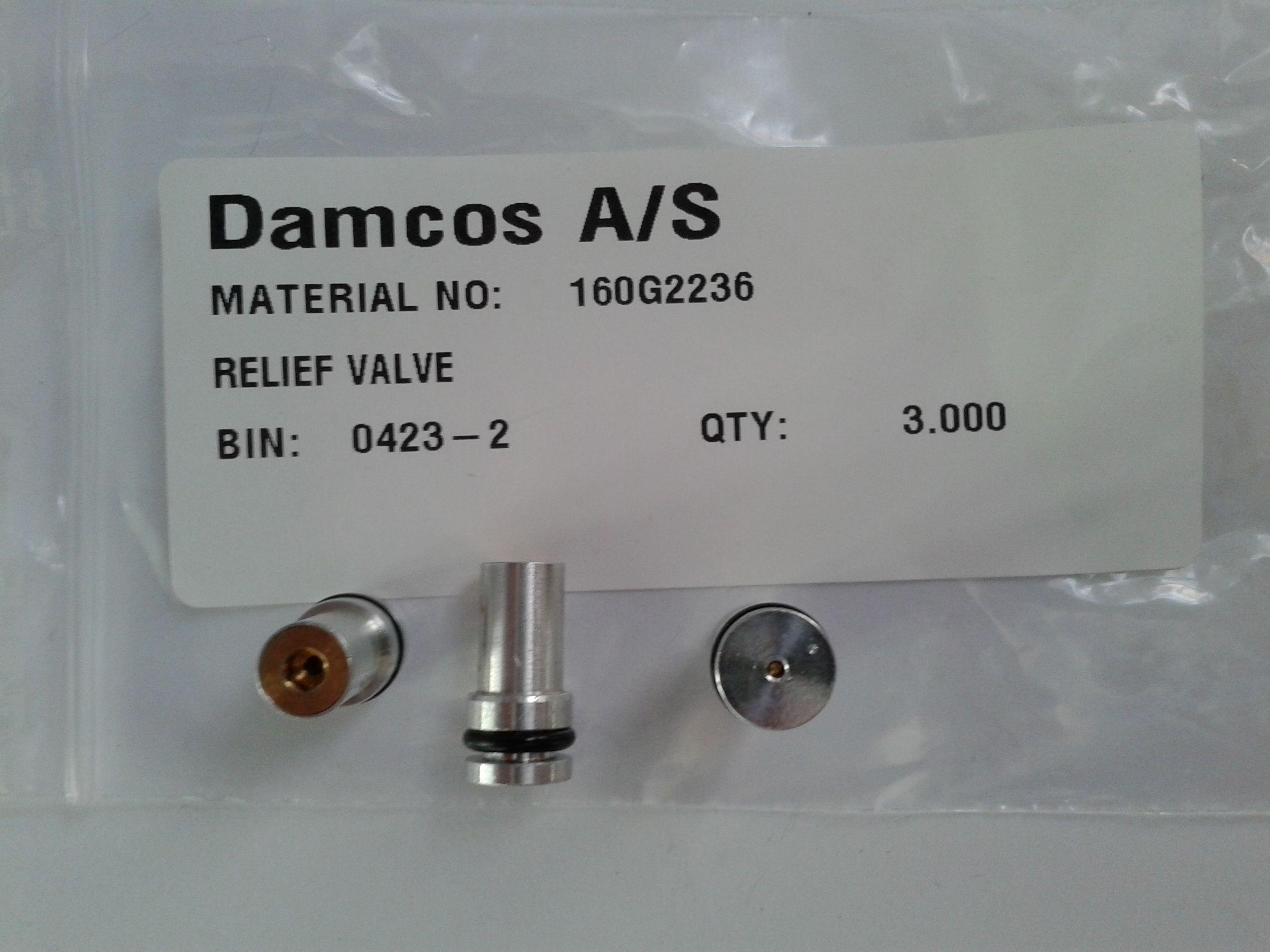 Damcos-160G2236-Relief-Valve