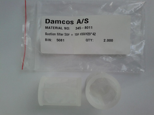Damcos 345-8011  Suction Filter
