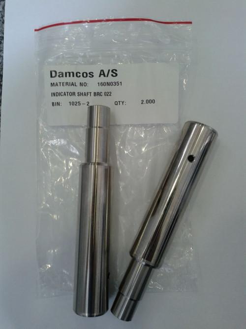 Damcos BRC 022 Indicator Shaft 160N0351
