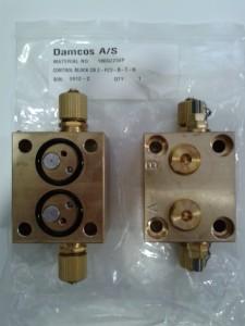 Damcos CB 2-PCV-R-T-H Control Block 160G2250