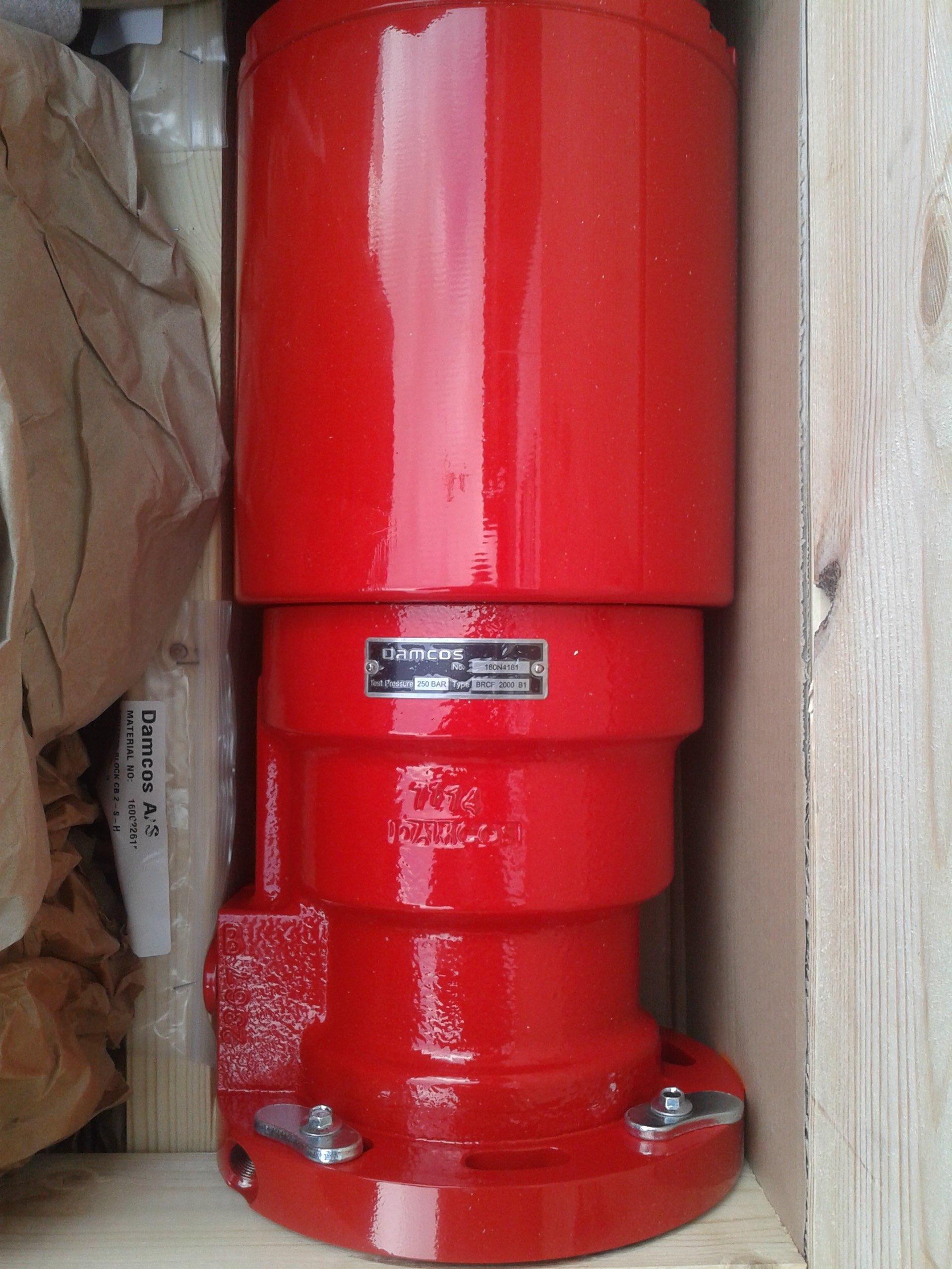 Damcos : Danfoss BRCF 2000 B1 Actuator 160N4181