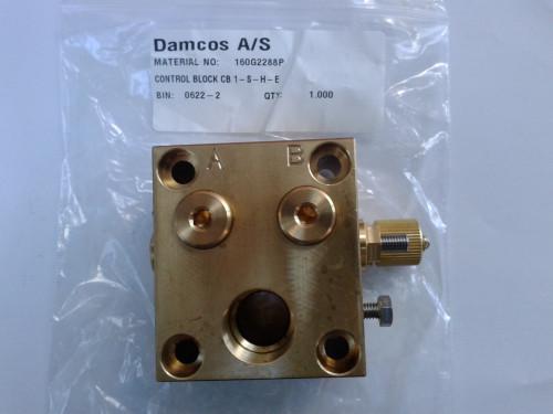Damcos : Danfoss CB 1-S-H-E Control Block 160G2288P Image