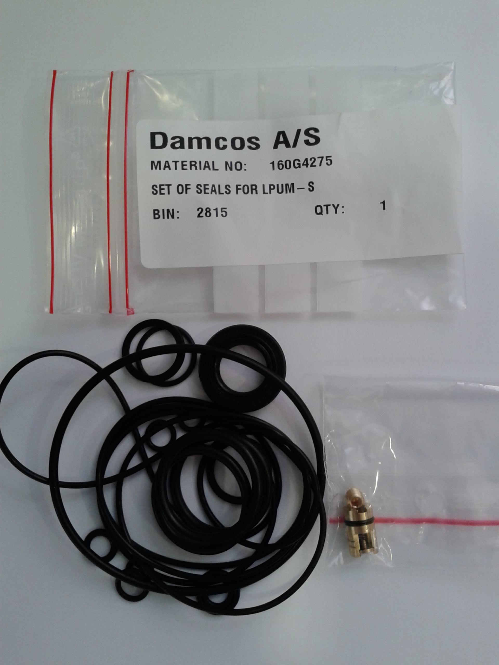 Damcos-LPU-Seal-Kit-For-LPU-S2-Part-160G4275