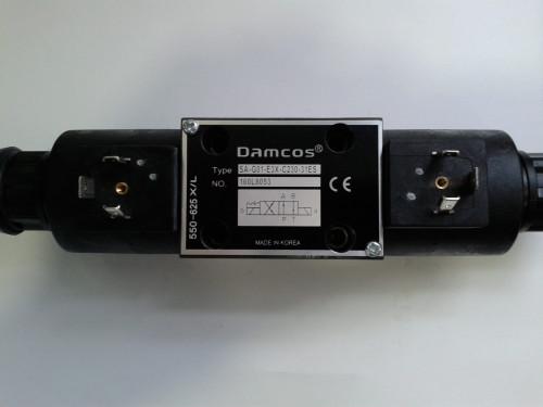 Damcos Solenoid Valve  Solenoid Valve 4:2-1-0-S 220:240VAC 50:60 SA-G01-E3X-C230-31ES Part No. 160L8052 (Replaced by 160L8053)