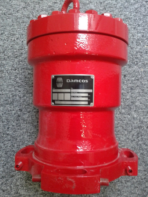 Damcos:Danfoss BRC 032-A1  (Part No- 051-2481) Hydraulic Double-Acting Balanced Rotary Actuator  1:4 (Quarterturn) 90ø