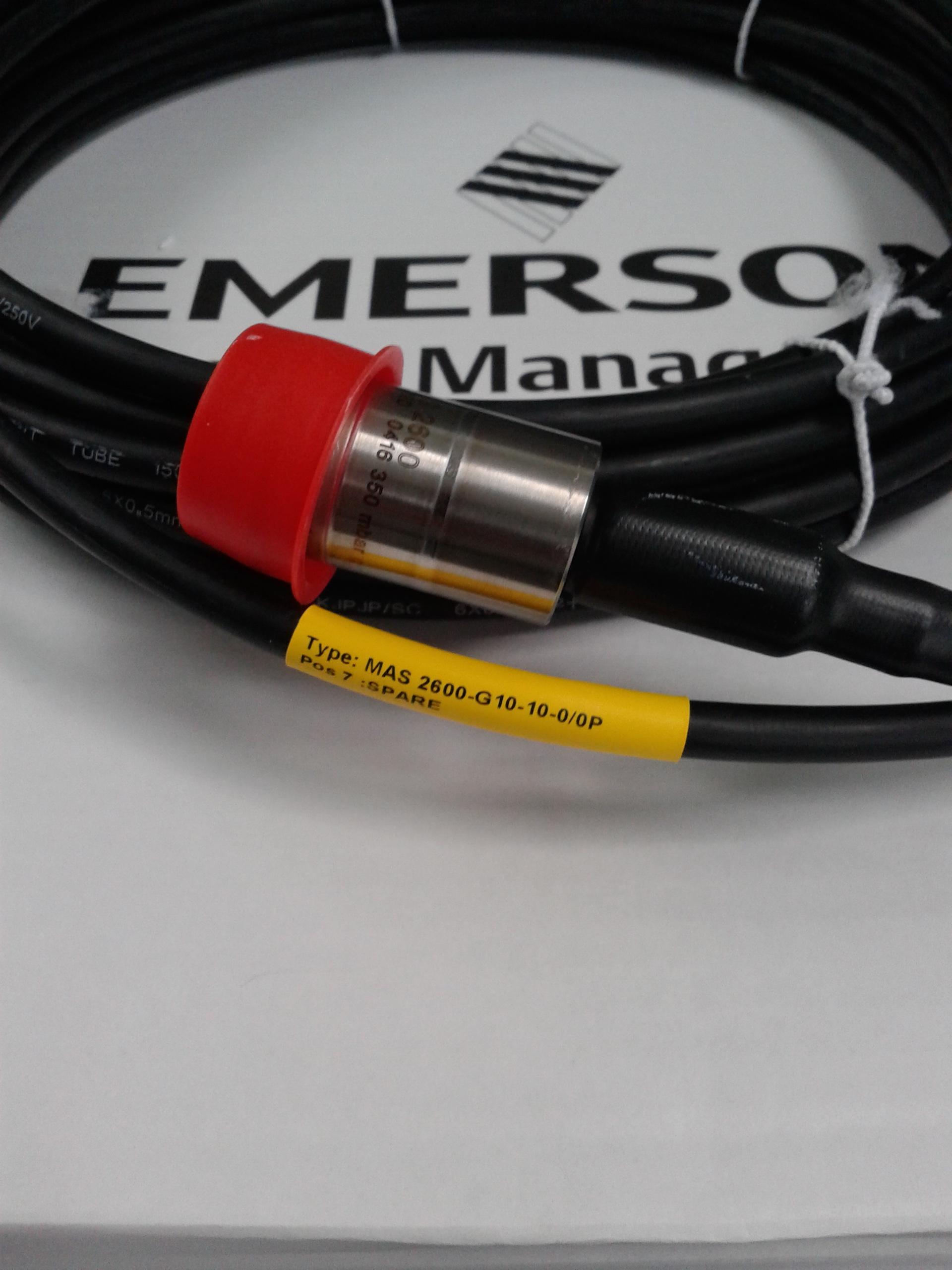 Emerson Damcos MAS2600 G10-10-0/0P Level Transmitter – Damcos Parts