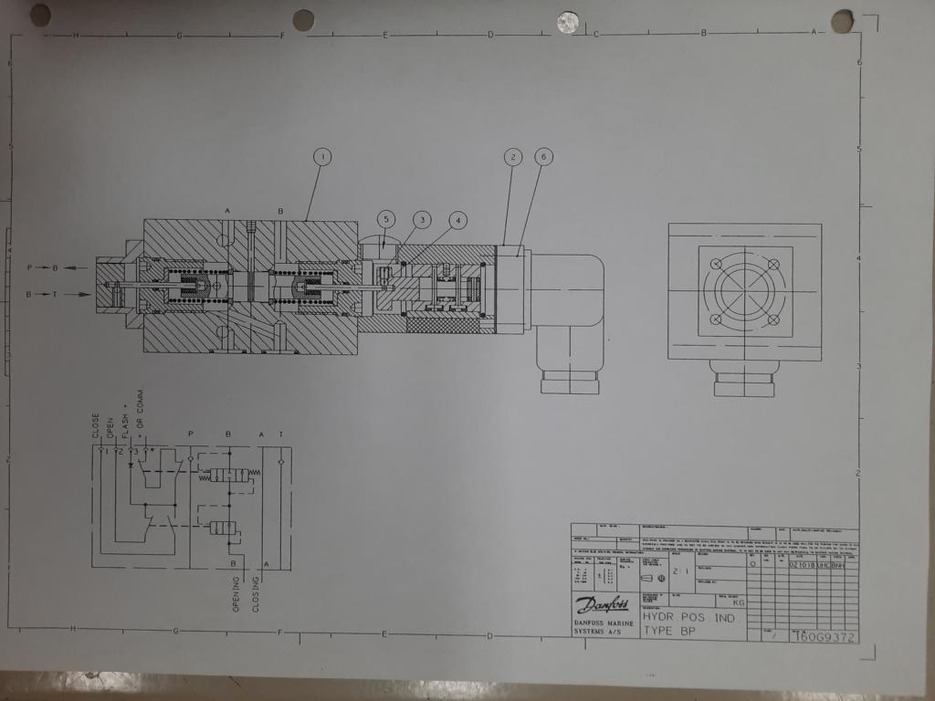 160G9372 Drawing