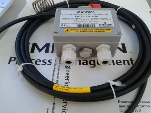 Damcos MAS 2600 G10-03-1:1P