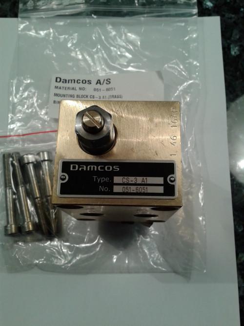 Damcos : Danfoss CS-3 A1 Block 051-6051