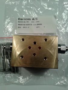 Damcos : Danfoss CS-3 A1 Block 051-6051 Image 2
