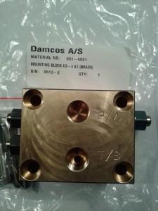 Damcos : Danfoss CS-3 A1 Block 051-6051 image 3