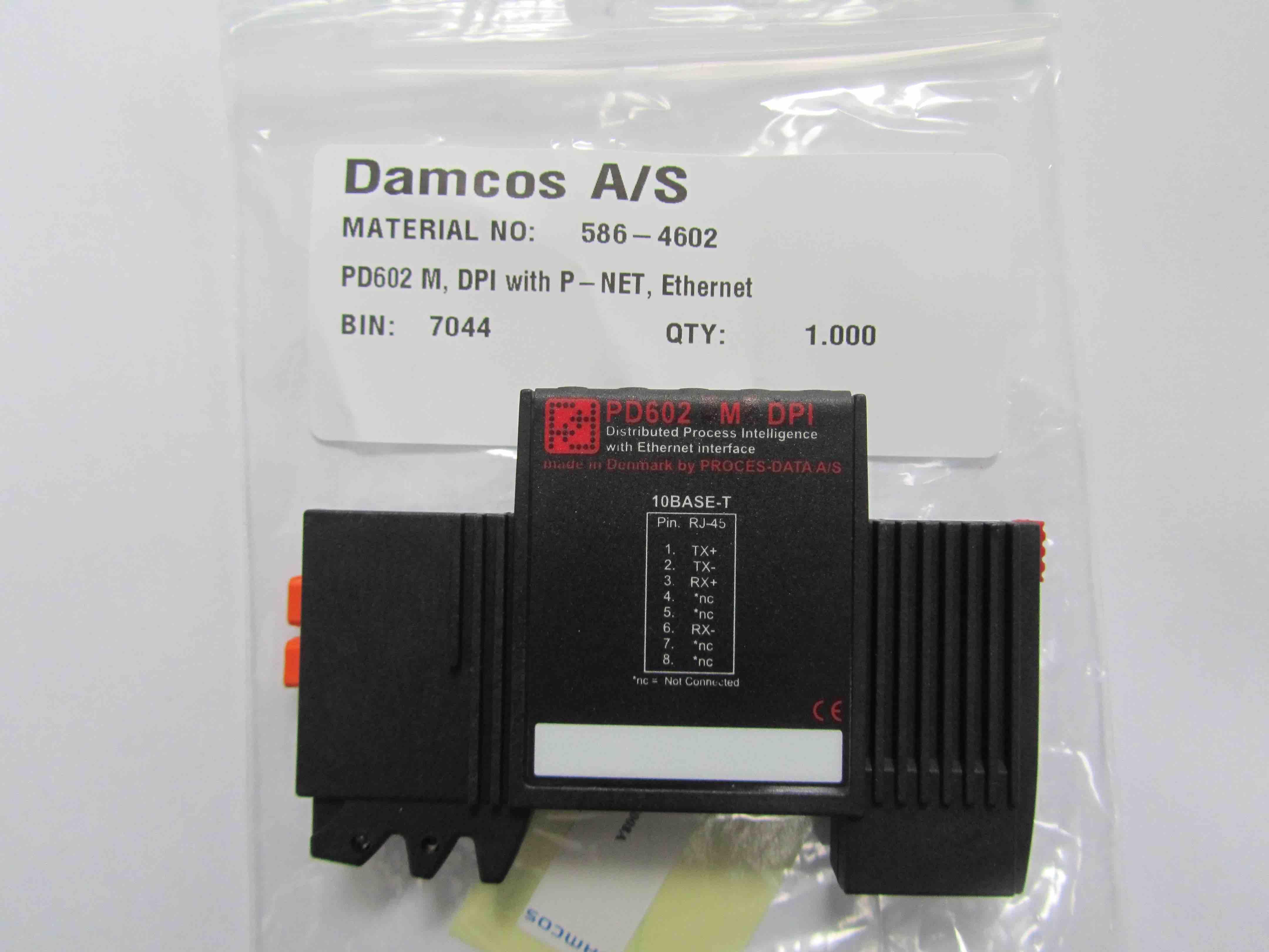 PD602M DPI